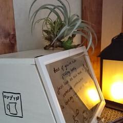 木工雑貨/ブレッドケースカフェ風/気まぐれご~やん😎工務店🛠️/収納/雑貨/DIY/... おはようございます🤗 昨日は北海道凄い雨…