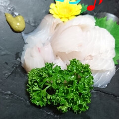 松川/令和の一枚/LIMIAごはんクラブ/おうちごはんクラブ/地元のオススメ 釣り好き友から、好奇心魚✨💍✨ 松川は頂…(2枚目)