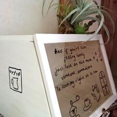 木工雑貨/ブレッドケースカフェ風/気まぐれご~やん😎工務店🛠️/収納/雑貨/DIY/... おはようございます🤗 昨日は北海道凄い雨…(4枚目)