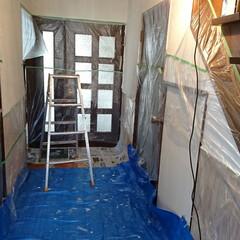 お部屋塗装/電動スプレーガン/北海道/コロナに負けない/DIY/簡単DIY/... 新しいアイテムが届きました! 電動スプレ…(5枚目)