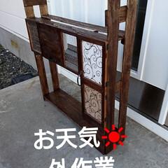 トイレ収納ボックス/ビッグダディ😎/すのこDIY/春のフォト投稿キャンペーン/令和の一枚/GW/... 北海道☀️一斉に桜🌸満開になりました⤴️…(4枚目)