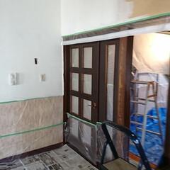 お部屋塗装/電動スプレーガン/北海道/コロナに負けない/DIY/簡単DIY/... 新しいアイテムが届きました! 電動スプレ…(3枚目)