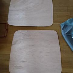 リサイクル/椅子修理/DIY/わたしの作業部屋 おはようございます🤗 本日も朝からやって…(2枚目)