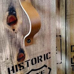 ターナー色彩 アンティークワックス クリア 120g | ターナー(ワックス)を使ったクチコミ「4連休お家時間DIY🛠️ ダイソーブック…」(4枚目)