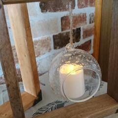 ターナー色彩 ガラスペイント 専用クリア 40ml | ターナー(ペンキ、塗料)を使ったクチコミ「端材を利用し100均ダイソーのガラス鉢に…」