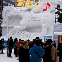 北海道/さっぽろ雪まつり/おでかけ 今日は用があり、札幌まで💨💨💨 いつもは…