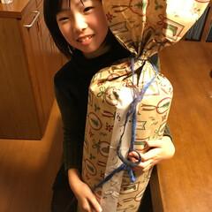 Xmasプレゼント 1日早い、娘からのXmas🎁 ❤︎ サン…