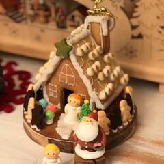 クッキーハウス/お菓子 クッキーハウスを作りました。