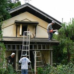 蔵修復/蔵壁修復/蔵洗い出し工法/蔵 蔵の修復も出来るんです!  ご先祖様の想…