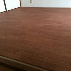 床リフォーム/動物用床/犬の足も傷めない床材 ワンちゃんを和室で飼っているマンションリ…