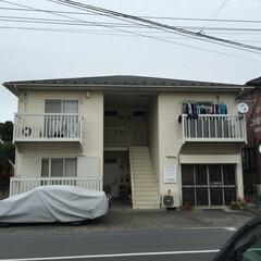 アパート塗装/アパート外壁塗装/アパート屋根塗装/アパート屋根外壁塗装/アパート外壁屋根塗装 アパートの屋根・外壁塗装のご依頼です! …