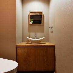 トイレ/手洗い/収納/リノベーション/マンション/リフォーム