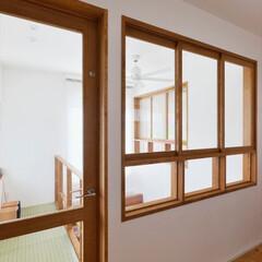 室内窓/グレーチング/採光/光/風通し/吹き抜け/...