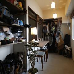収納/棚/土間/ワークスペース 釣り、クライミング、自転車などのお客様の…