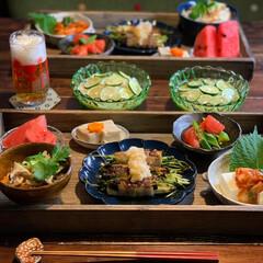 永谷園 松茸の味 お吸い物 業務用 50袋入(即席みそ汁、吸い物)を使ったクチコミ「2020.8.28 金曜日 今日の晩御飯…」
