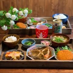 漬け丼/天ぷら/手料理/家庭料理/LIMIAごはんクラブ/夕飯/... 2020.4.22 水曜日 今日の晩御飯…(4枚目)