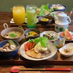 家庭料理/夕飯/健康ごはん/ゆるゆる低糖質制限/晩御飯/おうちごはん 2020.9.29 火曜日 今日の晩御飯…