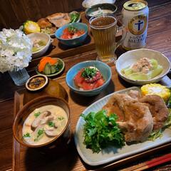 健康ごはん/低糖質ごはん/手料理/LIMIAごはんクラブ/夕飯/晩御飯/... 2020.6.13 土曜日 今日の晩御飯…(2枚目)