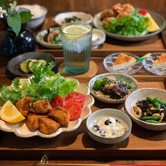 家庭料理/LIMIAごはんクラブ/健康ごはん/ダイエット/低糖質メニュー/夕飯/... 2020.6.17 水曜日 今日の晩御飯…