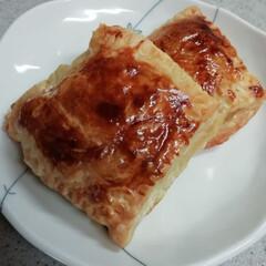 お菓子作り/りんご/アップルパイ/スイーツ 【アップルパイ】