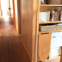 掃除/掃除をしやすく/アイテム/グッズ/便利/快適掃除/... 無印の気分も上がる木製のモップはその辺に…