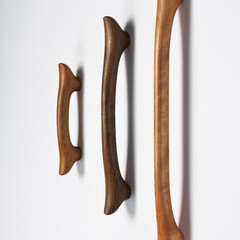wood/door handle/poignée de porte/bois/DESIGN/ドアハンドル Sugatakatachi wooden…