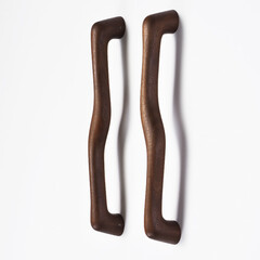 wood/bois/door handle/DESIGN/poignée de porte Sugatakatachi Door H…