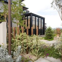 ESTINA/エスティナ/ガーデン/外構/エクステリア/庭/... 緑に囲まれ、季節の匂いのするプライベート…