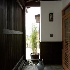 ESTINA/エスティナ/ガーデン/外構/エクステリア/庭/... 落ち着いた雰囲気のジャパネスクモダン