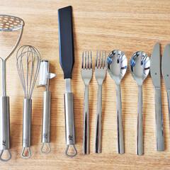 雑貨/カトラリー/キッチン/キッチン用品/ドイツ/料理研究家/... ドイツのキッチン用品メーカー、WMFでの…