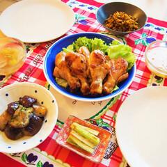 夜ごはん/料理/ドイツ/アンナのキッチン/わたしの手作り ドイツで作る夜ごはん♡ この日の献立は♪…(1枚目)