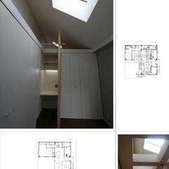 二世帯住宅/ビフォアアフター/改装/改修/タイル 改装前改装後の写真です。