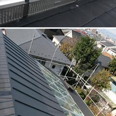 トップライト/庭・ガーデニングリフォーム/子供部屋/通風/採光 北側へ下る屋根の途中にあったバルコニーに…