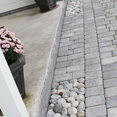 砂利/かわいい石/玉砂利/川砂利   各国で庭に使われる石の類似商品   …