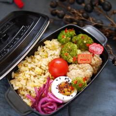 cotta/レシピ/おすすめアイテム/はじめてフォト投稿/お弁当/キッチン雑貨/... 🅷🅴🅻🅻🅾︎☺︎  🍱半ズボラ…