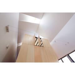 建築/住まい/建築デザイン/シンプル住宅 家の中の木箱 OUCHI-12(1枚目)