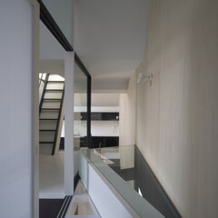 建築/住まい/建築家と建てる家/建築家と建てた家/二世帯住宅/OUCHI-01 2階子世帯