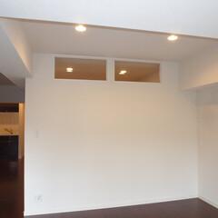 収納/マンション/納戸 納戸に窓を付けてかかるい空間にしてみまし…