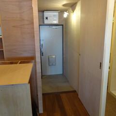 リノベーション/マンション 築40年のマンションをスケルトンリノベー…