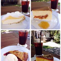 「山中湖 ケーキ&パイのお店♪ 「PAPE…」(1枚目)