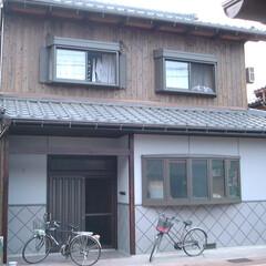 外壁リフォーム/外壁/サッシ/リフォーム/和風 外壁、外部建具リフォームしたお宅の工事後…