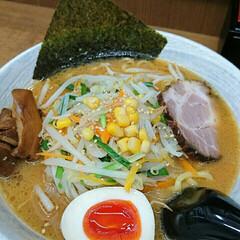 ラーメン/フード 美味しい🍁🍁 味噌ラーメン三鷹