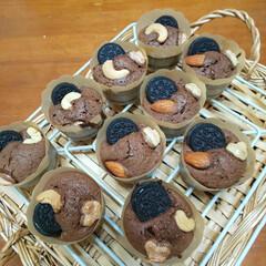 スイーツ/手作り/抱っこクッキー/チョコパウンドケーキ/ブラウニー/生チョコ/... 今年のバレンタインデー終了 抱っこクッキ…