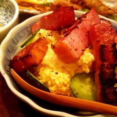 ポテトサラダ 赤坂の居酒屋、なかむら食堂の男前なポテト…