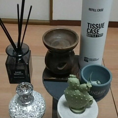 アシュレイ&バーウッド フレグランスランプ size S ザパール インテリア 芳香剤 ランプ カフェ お部屋 インテリア プレゼント 2020(その他照明器具)を使ったクチコミ「見て頂きありがとうございます( ^-^)…」