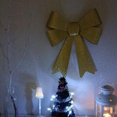 いつもいいねありがとうございます/フォロー大歓迎/クリスマス/クリスマスツリー/雑貨/100均/... ちょっと手直ししました❤️ しつこいです…