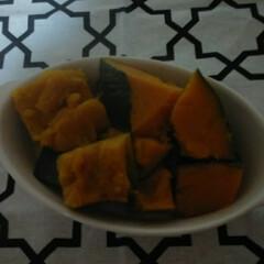 祈り/柚子湯/かぼちゃの煮物/冬至/おうちごはん/ごはん こんにちは👋😃 今日は冬至ですね💓 カボ…