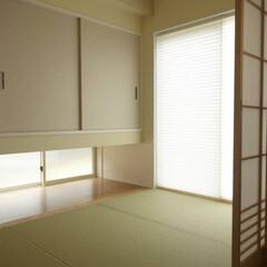 和室 和室3畳だけど十分な広さ