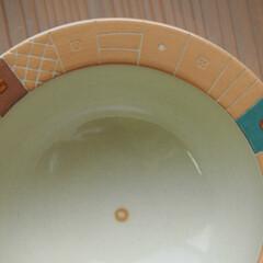 スープボウル/soup bowl/bowl/リム付きボウル/鉢/リム付き鉢/... チェスキー・クルムロフという、チェコ共和…