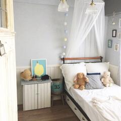 女の子部屋/子供部屋(キッズルーム)/子供部屋 子供部屋(1枚目)